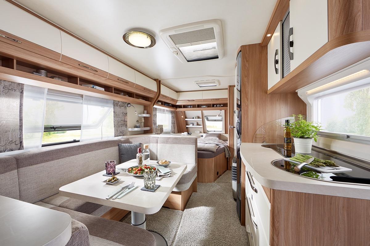 Super DE LUXE - Hobby Caravan BX-33